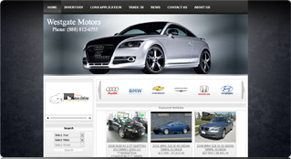 auto dealer websites templates