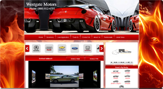 automotive dealer website templates