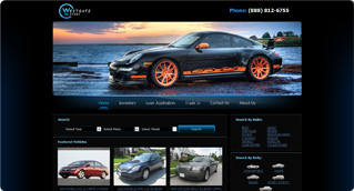 car dealer adaptive templates