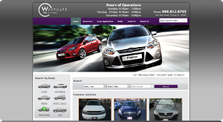 dealer website template