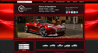 dealer website gallery