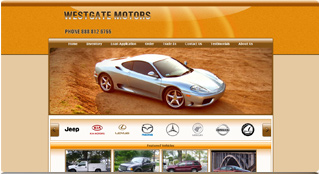 automotive websites templates