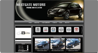 car dealer templates gallery